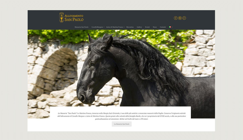home sito cavallo murgese