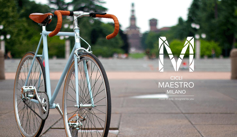 advertising Cicli Maestro Milano