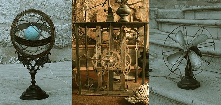 oggetti design wunderkammer