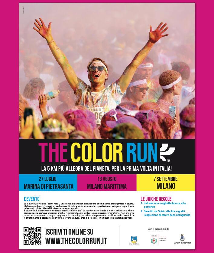 Manifesto The Color Run 2013