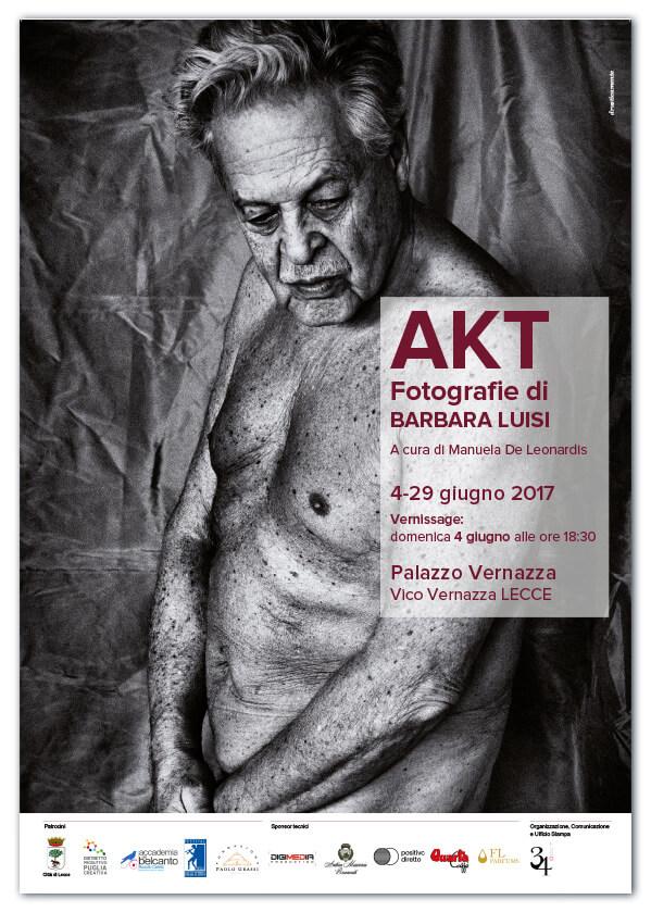 manifesto mostra AKT 1